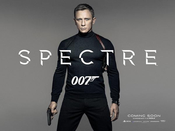 La Stavamo aspettando Sig. Bond
