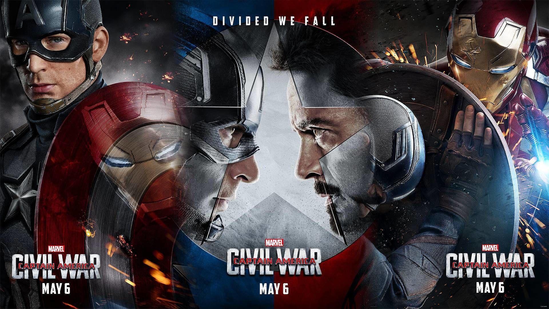 Captain America: Civil War – Il Marvel Cinematic Universe è realtà