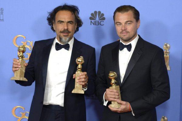 161101_-_Golden_Globe_-_Leonardo_DiCaprio_e_Alejandro_Gonzales_Inarritu