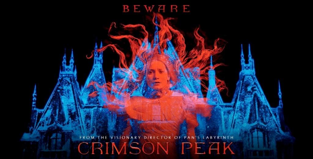 Crimson Peak: un perfetto romanzo gotico moderno
