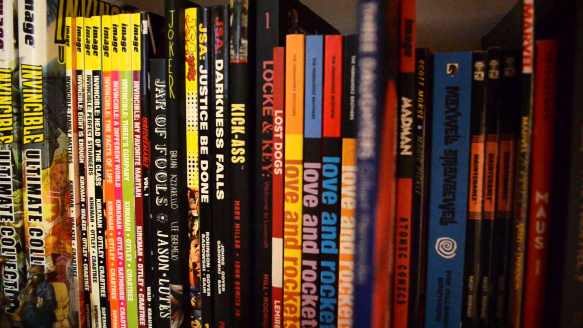 Le 10 Graphic Novel da leggere prima di morire