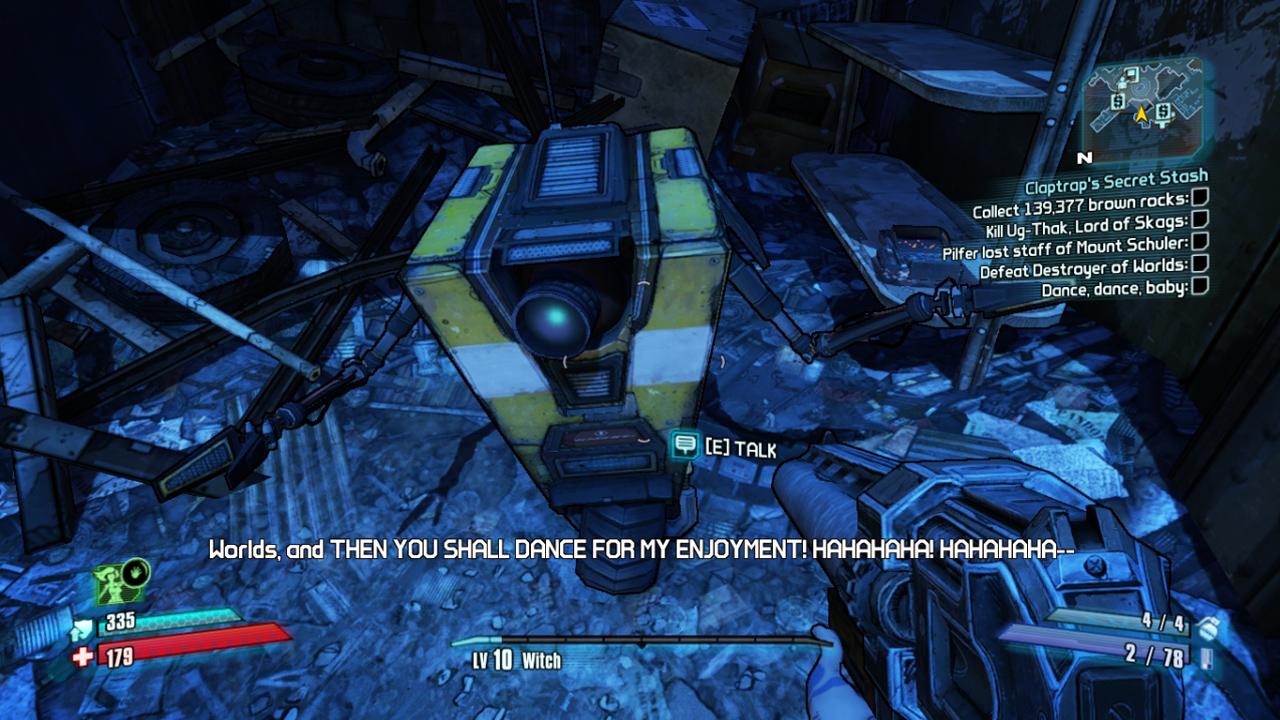 sottotitoli nei videogiochi