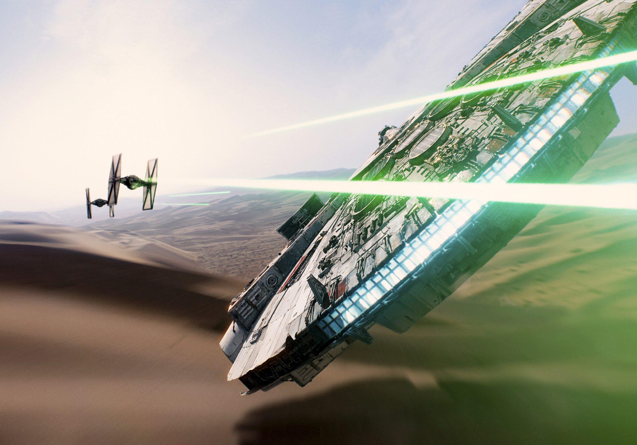 Star Wars VII: La forza si è svegliata (no spoiler)
