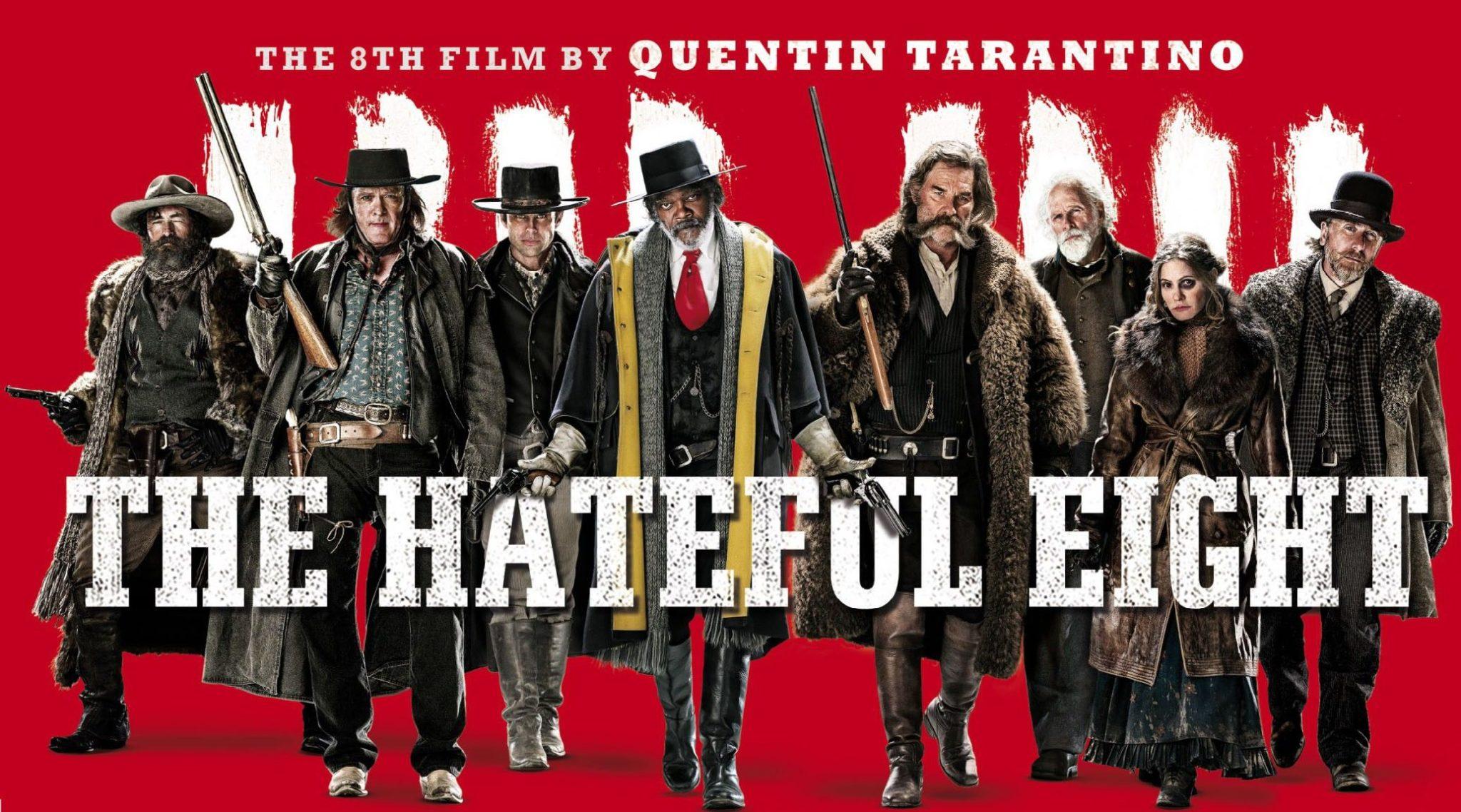 The Hateful Eight: difficile da odiare, ma difficile da amare