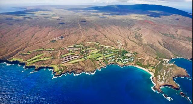 Lanai Island, Hawaii. Venduta solo a 500 milioni. Che pezzenti.