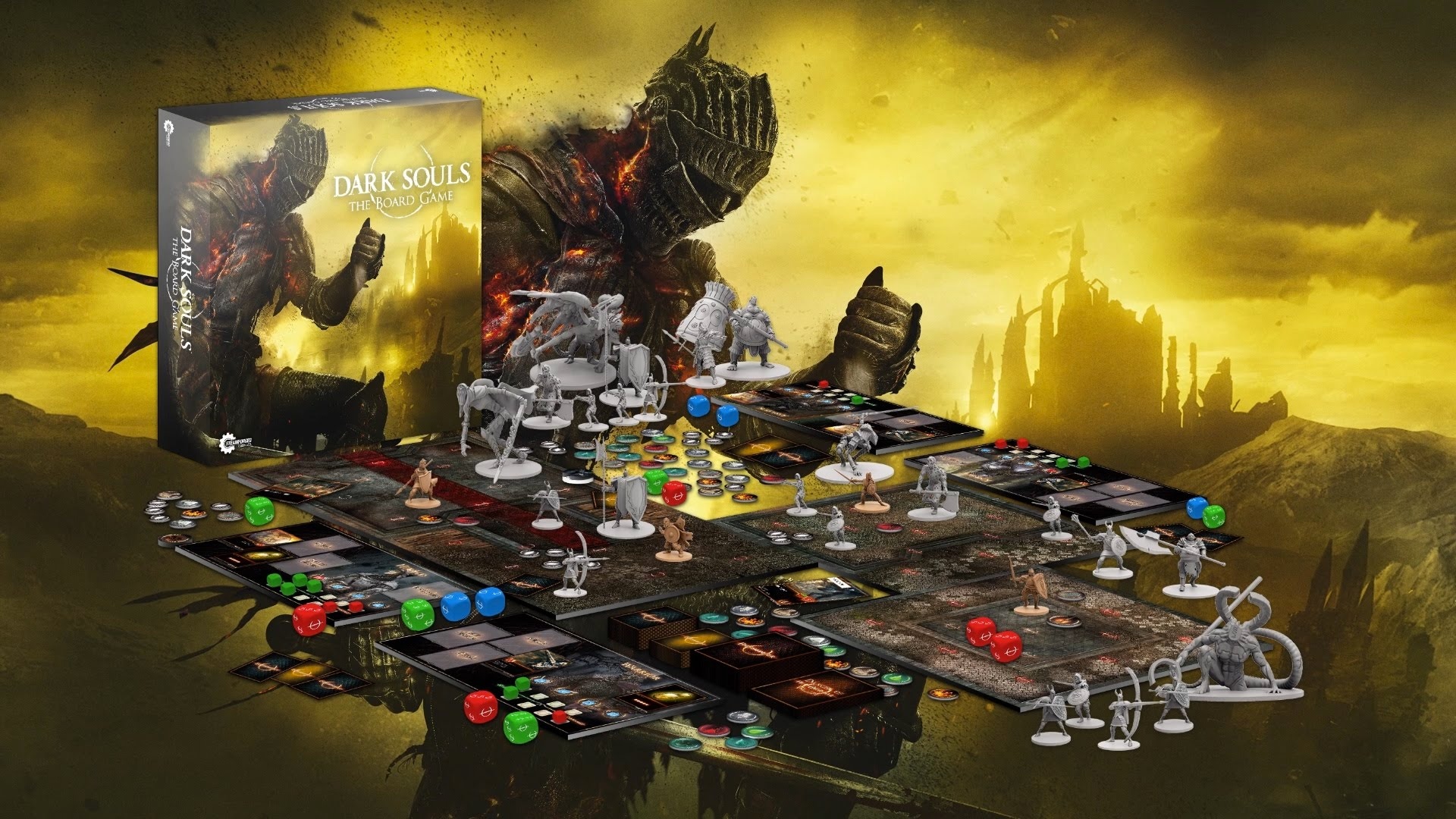 Dark Souls – The Board Game, intervista ai creatori del gioco