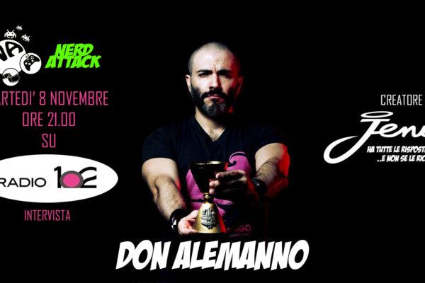 don-alemanno-intervista-nerd-attack