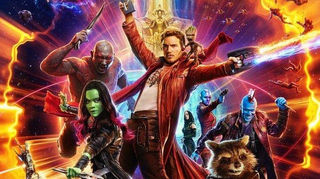 Tornano i Guardiani della Galassia tra azione e comicità