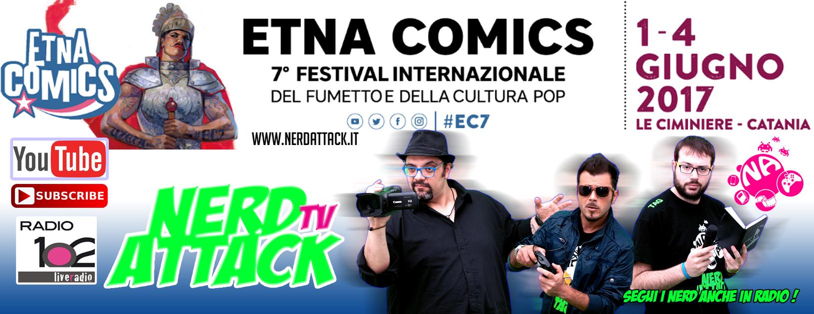 Next stop: ETNA COMICS 2017!