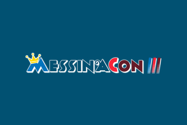 MessinaCon banner nerd attack