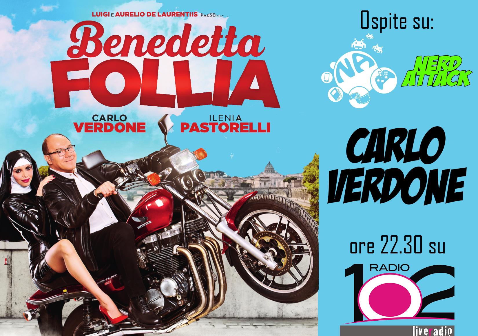 Carlo Verdone su Nerd Attack!