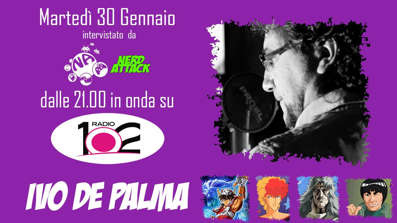 Nerd Attack intervista Ivo De Palma