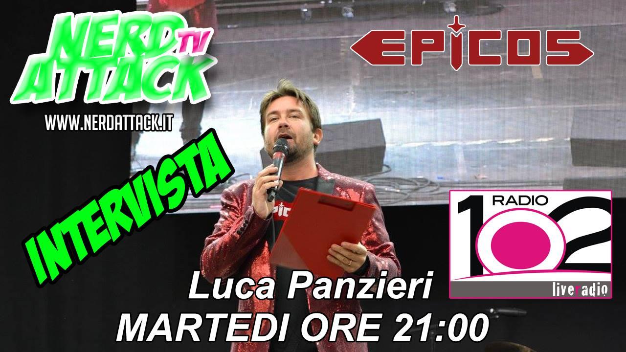 Luca Panzieri su Nerd Attack