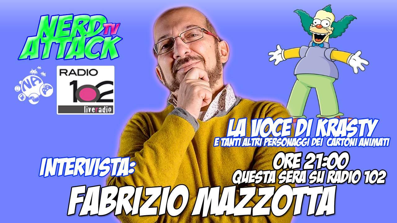 Fabrizio Mazzotta su Nerd Attack!