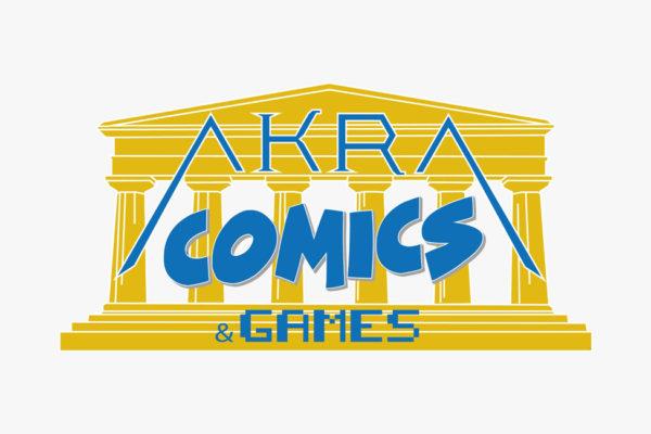 akra comics logo 2018