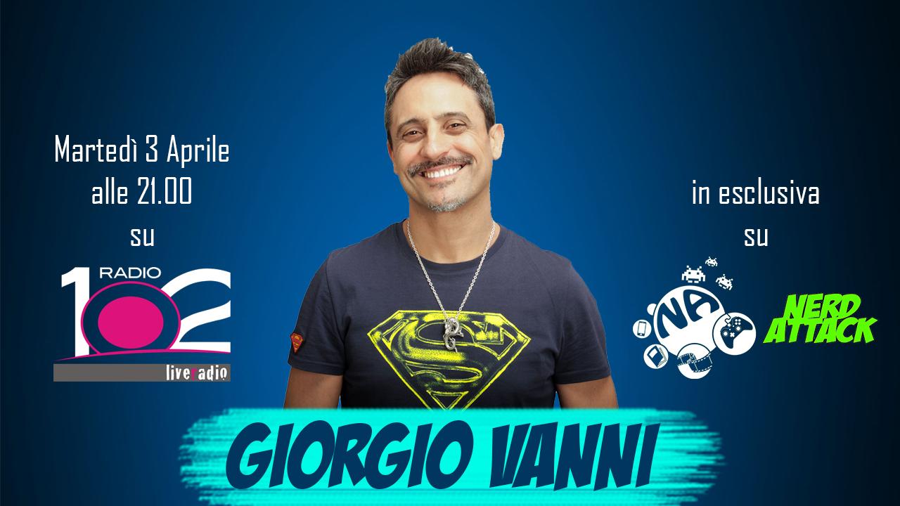 Giorgio Vanni live su Nerd Attack!