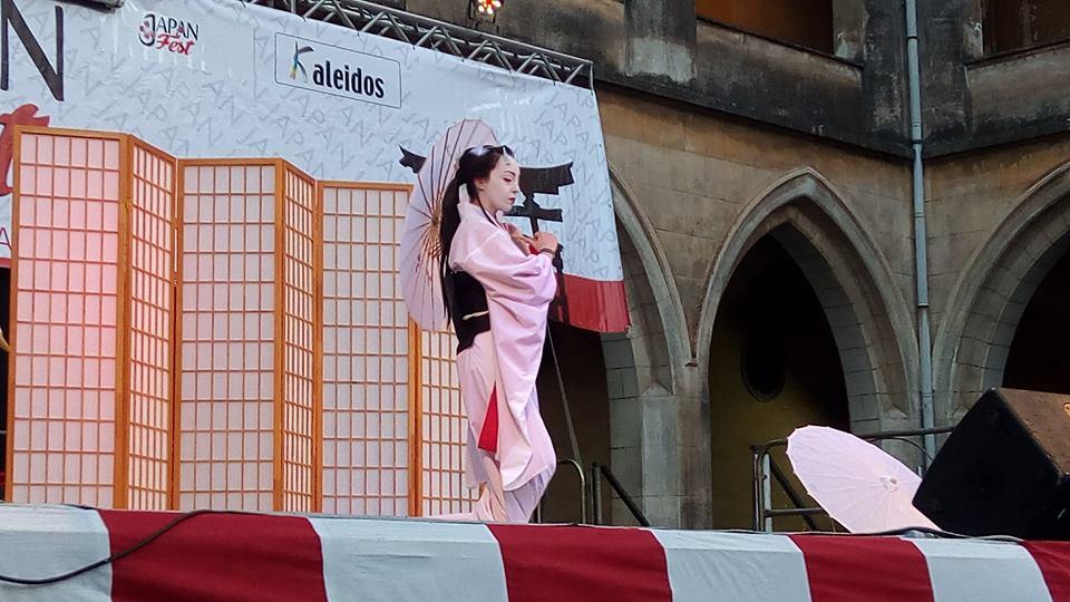 Japan Fest: un tuffo nel mondo giapponese