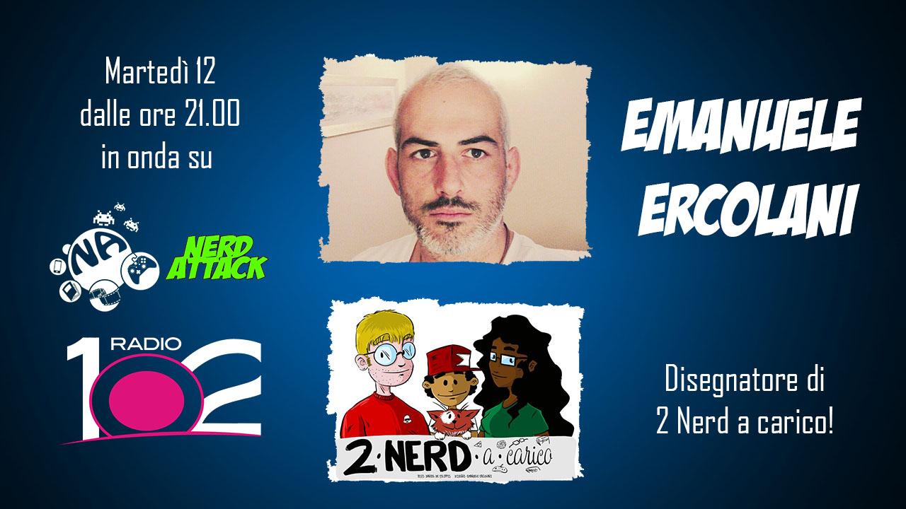 Emanuele Ercolani intervistato da Nerd Attack!