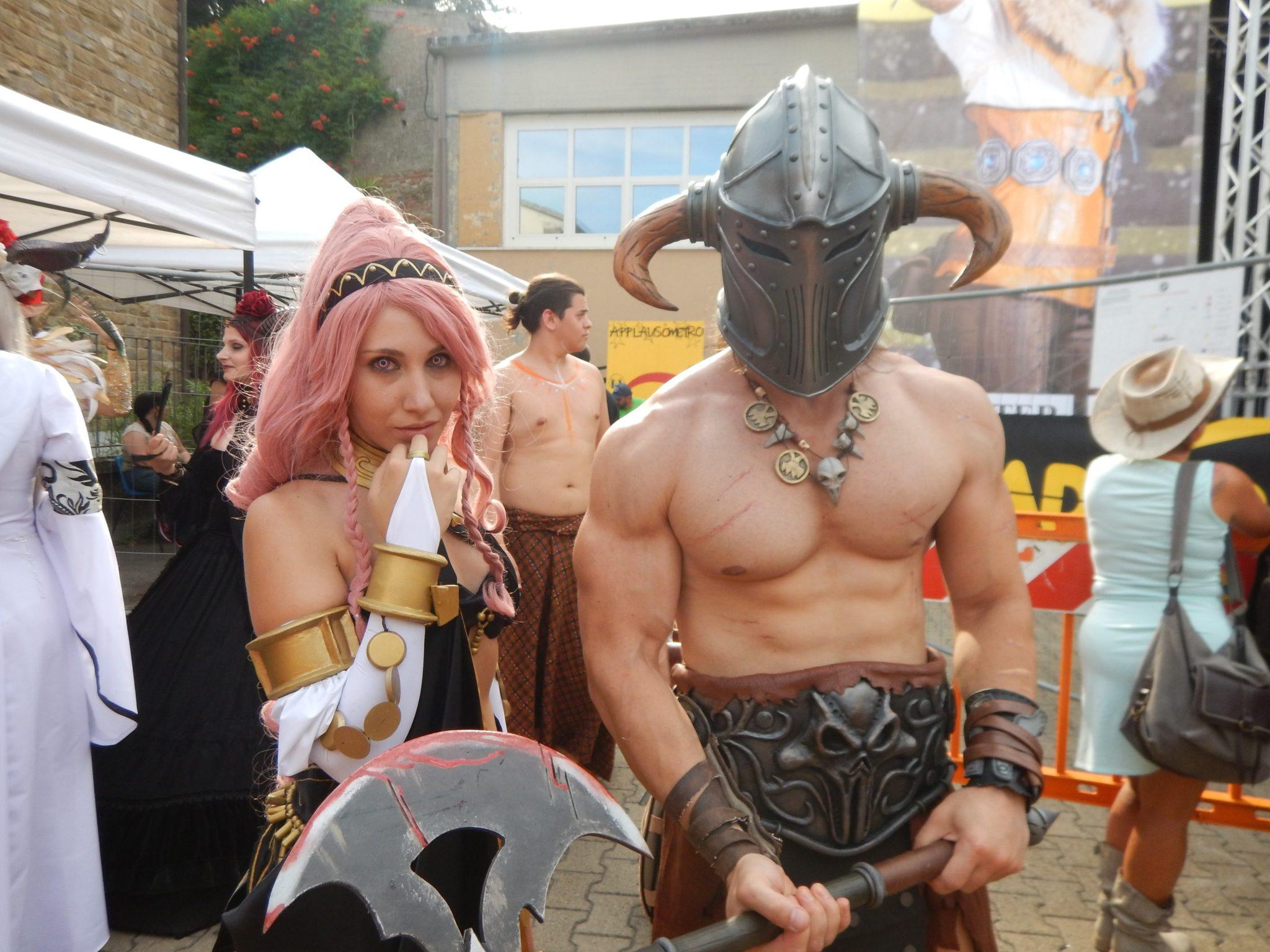 Festa dell'Unicorno: molto più di un semplice comicon